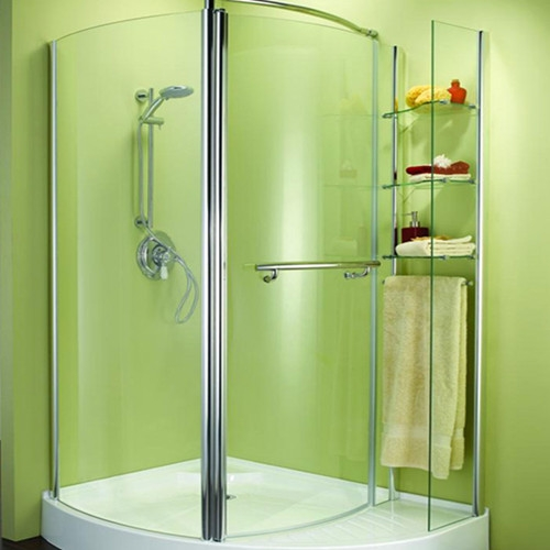 10mm Curved Glass Shower Enclosure 12mm Curved Glass