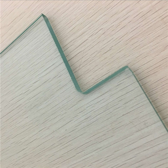 China 6mm Shatterproof Tempered Glass 6mm Clear Toughened
