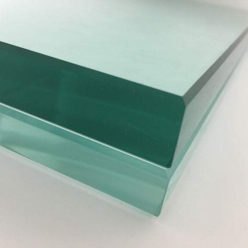Mm starphire ultra clear glass low iron