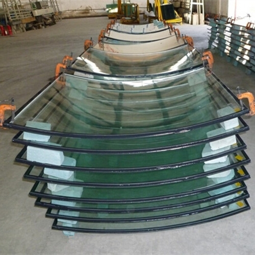 Curved Insulated Glass Panels Curved Double Glazing Cost