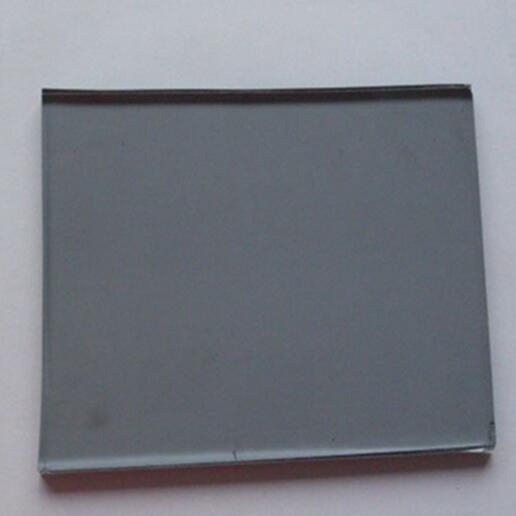 Dark Gray 6mm Float Glass Price China Grey Tinted Float