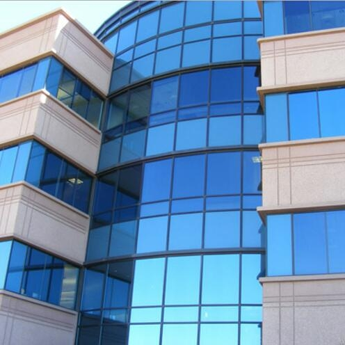 Double glazing glass windows manufacturer good price 6 6mm for Best insulated glass windows