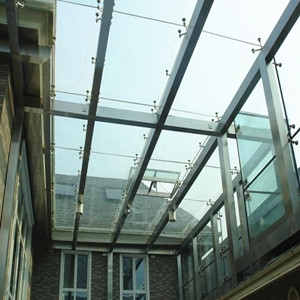 6mm 6mm Tempered Laminated Insulated Glass Roof China 12mm