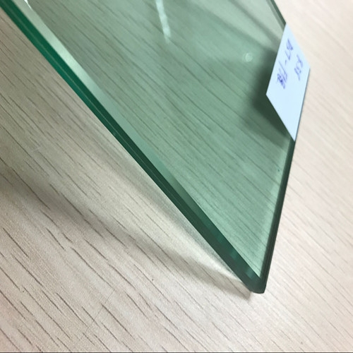 Color Tempered Laminated Glass Supplier 553 Toughened